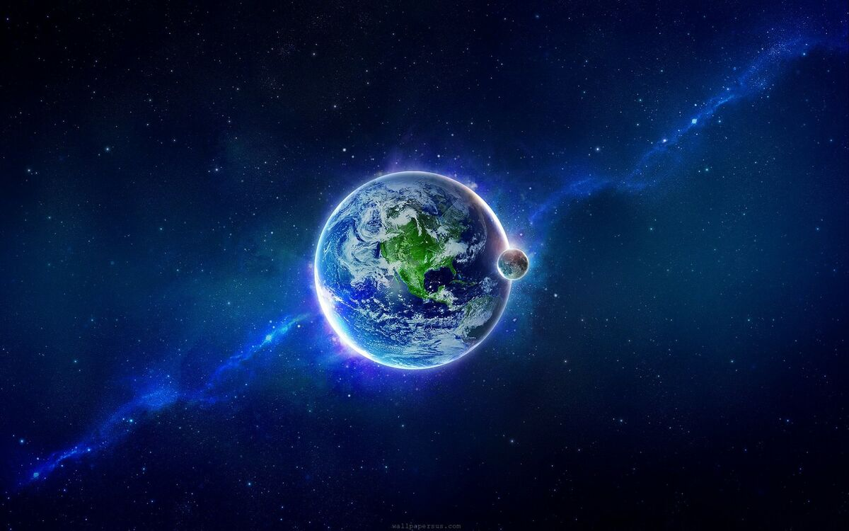 Our-BluePlanet-Earth