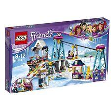 Lego N° 41324 Friends Snow Resort ski Lift 2017 complet notice