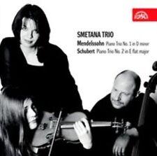 Mendelssohn: Piano Trio No. 1; Schubert: Piano Trio No. 2 (2010)
