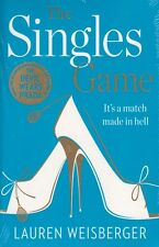 The Singles Game by Lauren Weisberger BRAND NEW BOOK (Paperback, 2016)