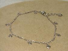 Anklet Ankle Bracelet Brighton Heart Dangle