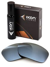 Polarized IKON Replacement Lenses For Oakley Hijinx Sunglasses Silver Mirror