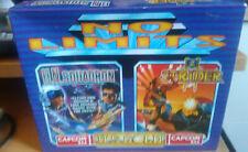 No Limits. ZX Spectrum escuadrón de las Naciones Unidas & Strider 2 US Gold & Amstrad CPC