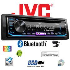 JVC Kd-r992bt Autoradio 1 DIN 50 watt Bluetooth Mp3 USB AUX
