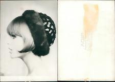 Mode années 60 Vintage silver print Tirage argentique  13x18  Circa 19