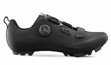 Fizik Terra X5 - 38.5 /6.25 Men's MTB Shoe - Black - $150 Retail