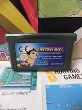 Game Boy Advance GBA:Astro Boy - Omega Factor [TOP SEGA & 1ERE EDITION] Fr