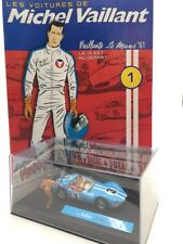Los Coches de Michel Vaillant 1/43 n1/50 Le Mans 61 Caja Plexi Fascículo