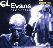 GIL EVANS - LIVE AT UMBRIA JAZZ, VOL. 2 NEW CD