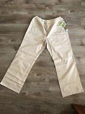 Iguana Med Drawstring Elastic Waist Scrub Pants Size XL Soft NWT