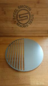 Aldi Mini Kamado 5mm Thick Stainless Steel Grill/Plancha .