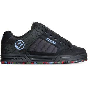 Globe Men's Tilt Skate Shoes Black / Upcycle UK Sizes 7-13