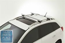 2012-14 Captiva Roof Cross Rails Bars Silver Painted Kit GM 93199897