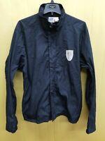 Vintage Nike International Jacket Men's BLACK Size Windbreaker RARE