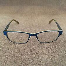 PRODESIGN DENMARK Titanium Blue Trim Glasses Eyeglasses Frames 1394 c.9331 DEMO
