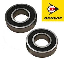 Paire de Dunlop caoutchouc scellé roulements pour Bugaboo Cameleon Front Pivotant Roue