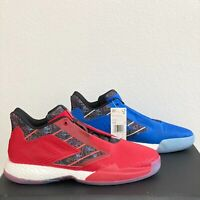 Adidas TMAC Millennium 2 Men's Size 13 Basketball Boost Royal/Red FV2083 New