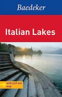 (Very Good)-Italian Lakes Baedeker Guide by Schliebitz, Anja ( Author ) ON Jan-0