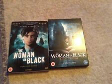 The Woman In Black + The Woman in Black Angel Of Death DVDS