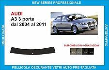 fascia parasole vetri AUDI A3 3 porte dal 2004 al 2011