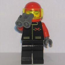 Lego - City - Extreme Team Stunt Car Bike Racer Octan F1 Man - Minifigure