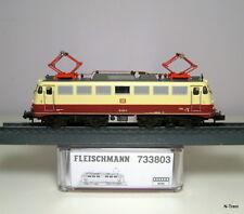Fleischmann N 733803 K - Loco elettrica BR 112 in livrea TEE delle DB. Epoca IV