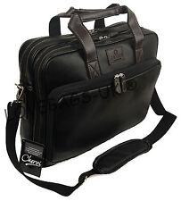 Business Satchel Dispatch Briefcase Pilot Cabin Flight Executive Shoulder Bag