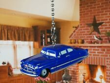 DISNEY CARS Doc Hudson Ceiling Fan Pull Light Lamp Chain Decor K1093 F