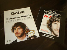 """GOTYE feat. Kimbra 2 Grammy ads for hit """"Somebody That I Used To Know"""""""