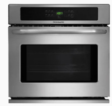 Frigidaire 27-in Self-Cleaning Single Electric Wall Oven (Stainless Steel)