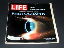 LIFE MAGAZINE DECEMBER 26 TH 1966 DOUBLE ISSUE ON PHOTOGRAPHY