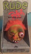 Rude Ralph Toy Vintage 1986 Madball Style