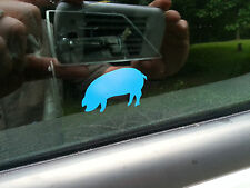 """Thin Blue Line - """"3 Little PIG Pack""""  - small (1"""") version, pack of 3 Ships FREE"""