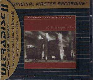 U2 The Unforgettable Fire  MFSL Gold CD Neu OVP Sealed UDCD 624 mit J-Card