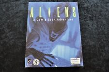 Aliens A Comic Book Adventure Bog Box Pc Game