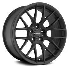 "19"" Avant Garde M359 WHEEL BMW E90 E92 325i 328i 330i 335i Rims BLACK Single 1"