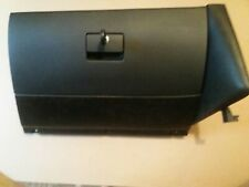 VOLKSWAGEN VW GOLF MK4 GLOVE BOX WITH KEY IN CHARCOAL BLACK (1997-2005)