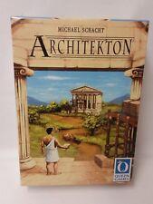 ARCHITEKTON - QUEEN GAMES - VON MICHAEL SCHACHT -  NEU FOLIE !!