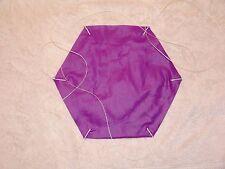 """Rip Stop Nylon Parachute 18"""" Purple"""