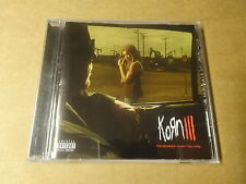 CD / KORN III - REMEMBER WHO YOU ARE