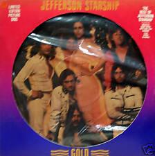 Jefferson Starship - Gold Picture disc LP