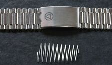NSA watch bracelet clasp spring only large size rare part NSA band Swiss 60 sold