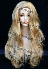 Super Long Layered WAVY Golden Blonde Mix WIG WAAS 24-613
