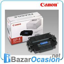 Toner Canon Cartridge EP-E LBP8 Mark IV LBP 1260 Serie Original Precintado Nuevo