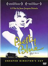 Betty Blue (DVD, 2004, Directors Cut)
