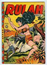 Rulah Jungle Goddess #23 VG/FN
