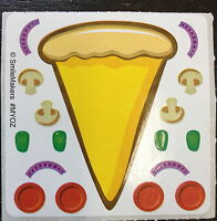 20 Make Your Own Pizza  Stickers Party Favors Birthday Teacher Supply