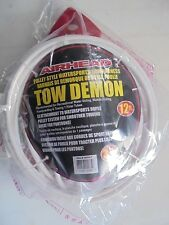 Kwick Tek Airhead Tow Demon Harness 12' Cable Ahth-7 Water Ski Inflatables