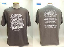 On To Memphis T-Shirt Cleveland Blues Society OH Third Annual Challenge Size XL