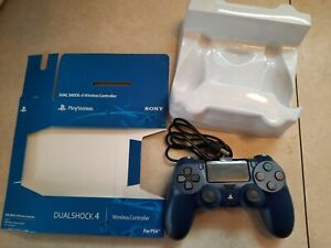 V2 midnight blue PS4 Wireless Dual Shock Controller for Sony Playstation 4